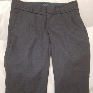 Banana Republic Ryan Fit Brown Pants Sz 0S